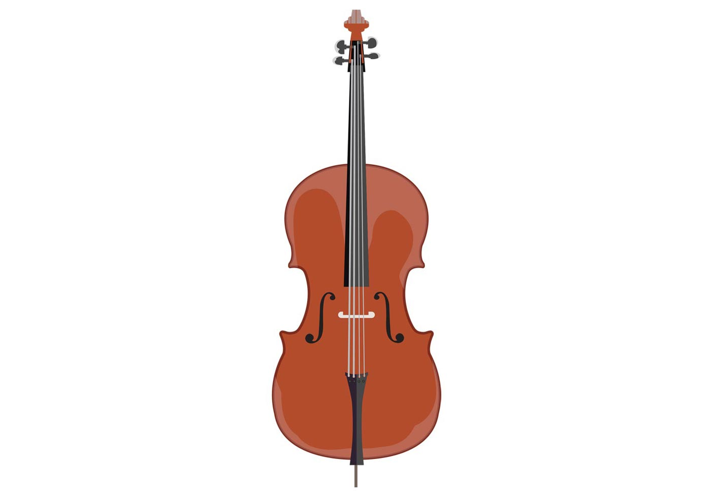 Free Cello Vector