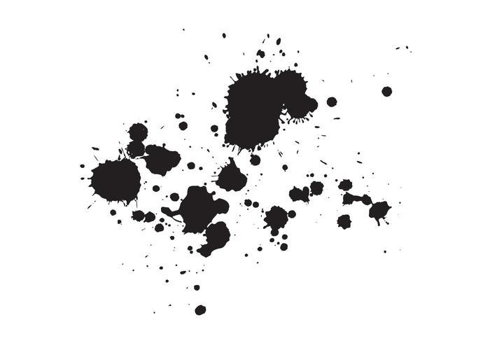 Ink Splash Vector 1