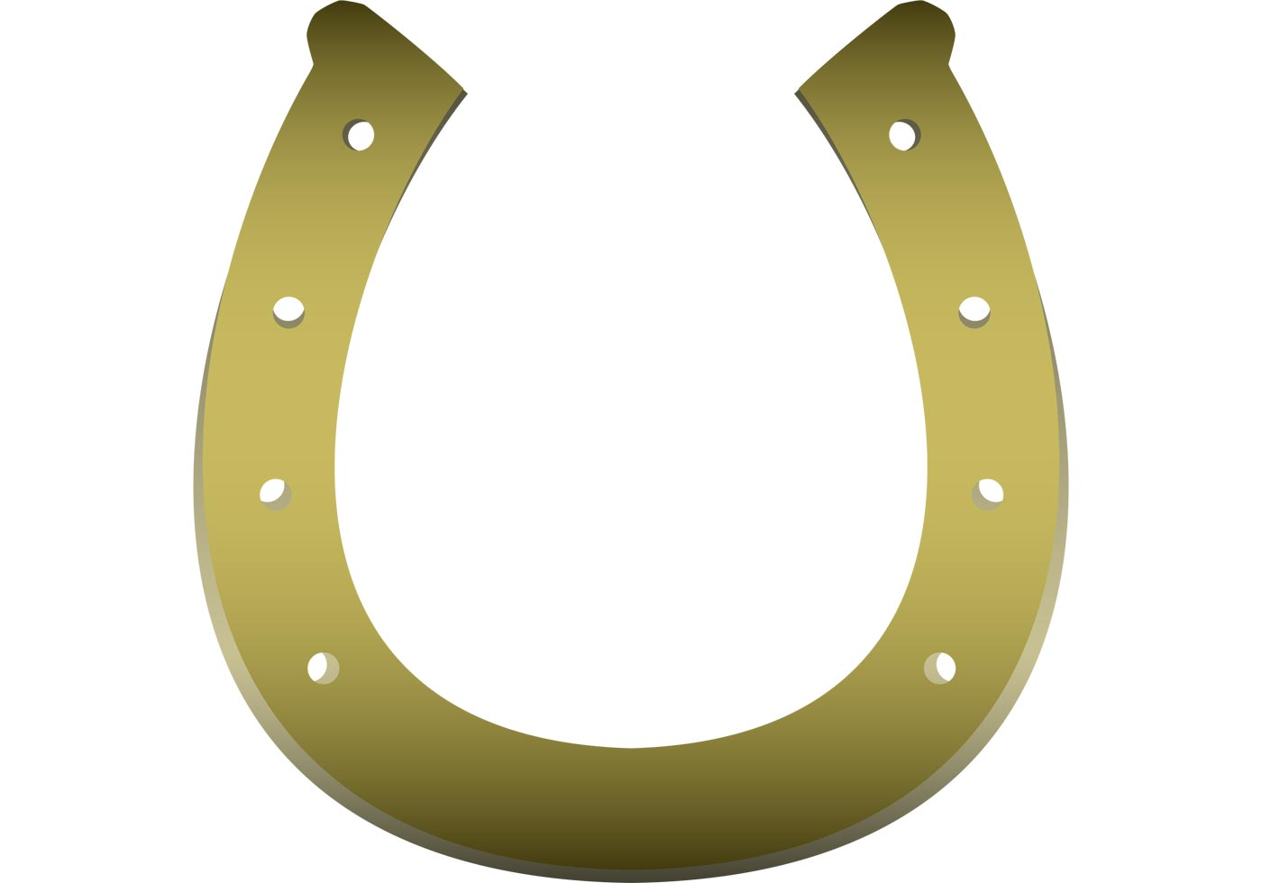 horseshoe free vector art  1202 free downloads Horseshoe Pitching Clip Art Horseshoe Tournament Clip Art