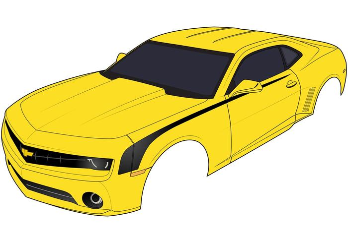 Camaro Vector
