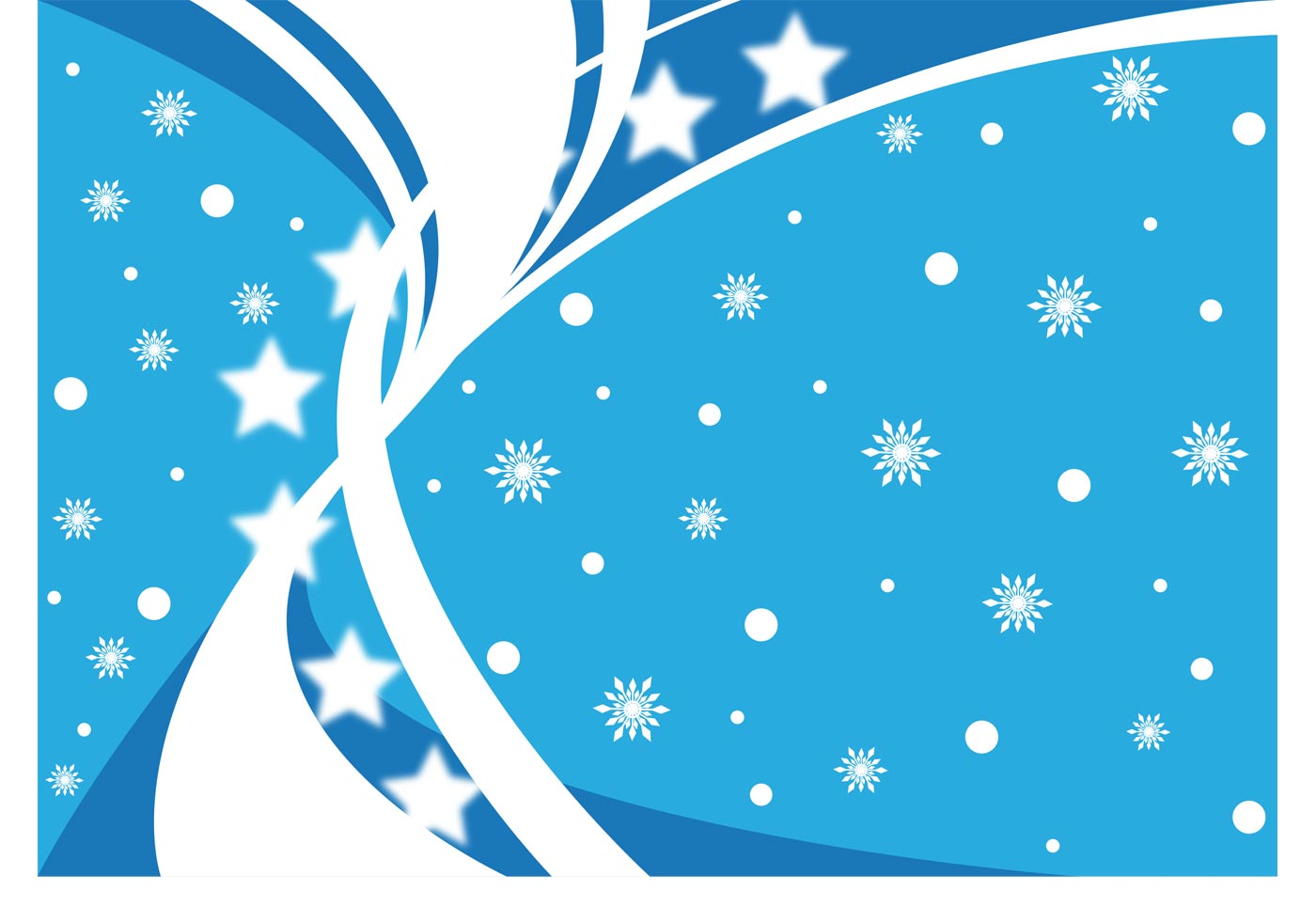 winter vector art 10298 s winter background vector