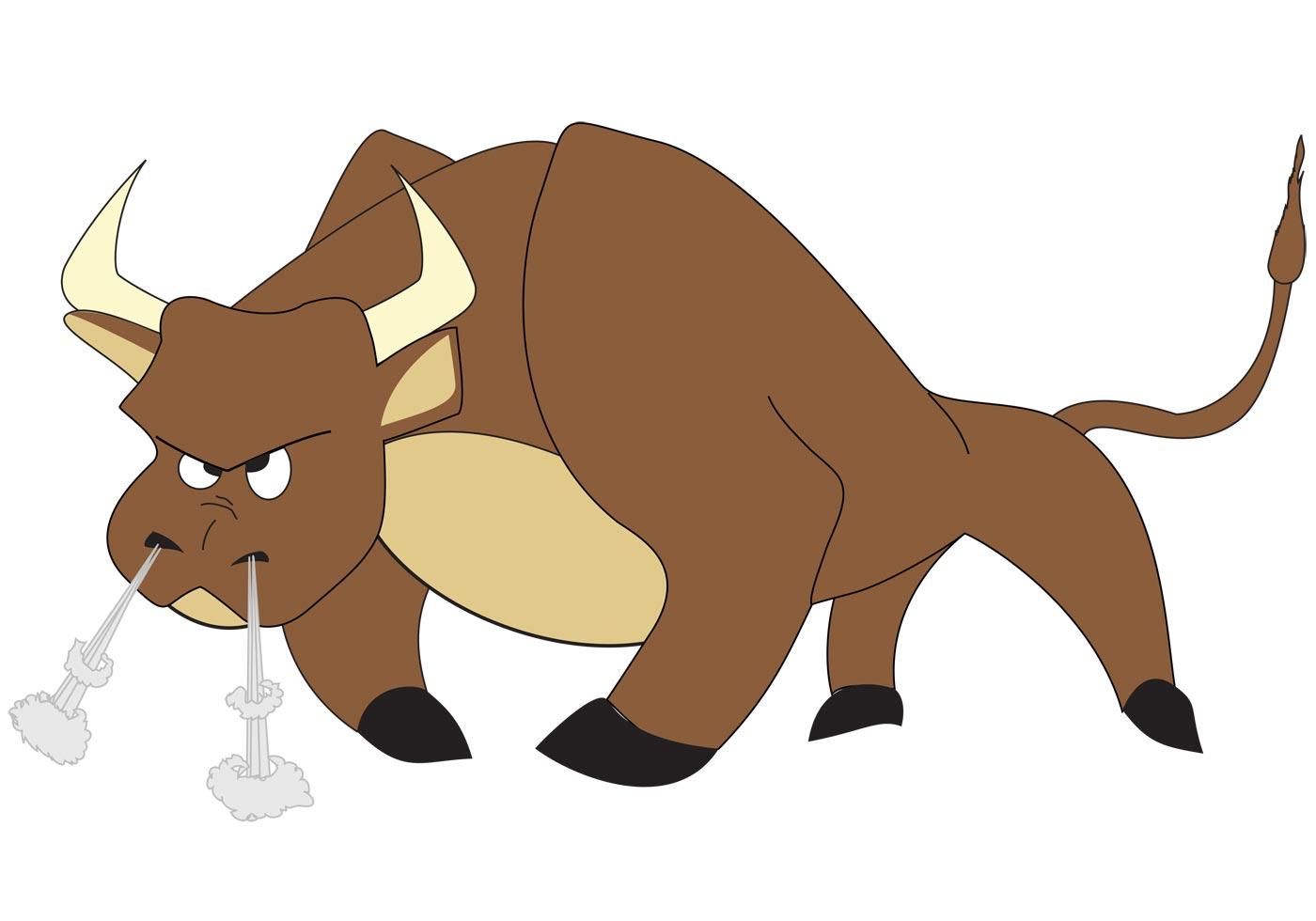cartoon bull download free vector art  stock graphics bully clip art free bull clip art images