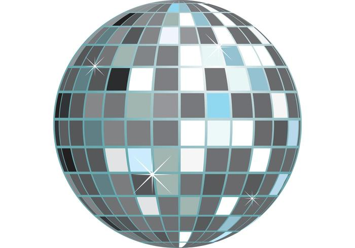Party Vector Disco Bal...