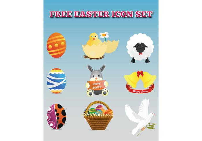 Icon Vector Easter Pack