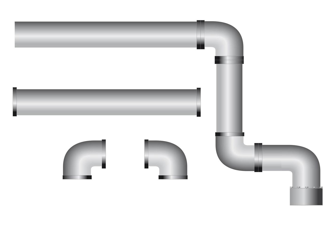 Pipe Vector Pack