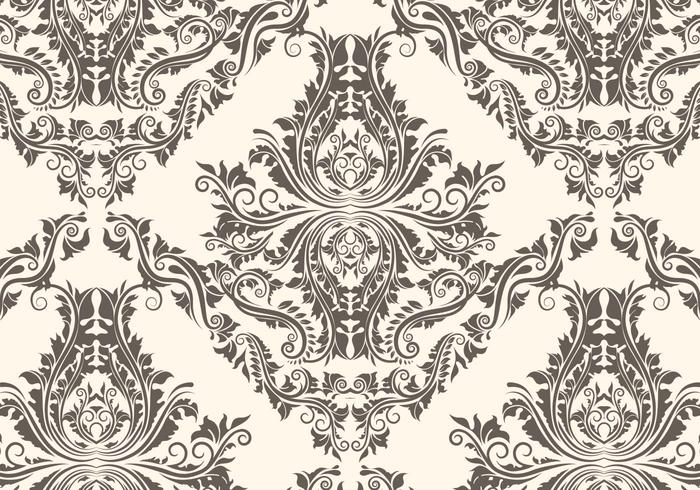 damask free vector art 216 free downloads rh vecteezy com seamless damask pattern vector simple damask pattern vector free download