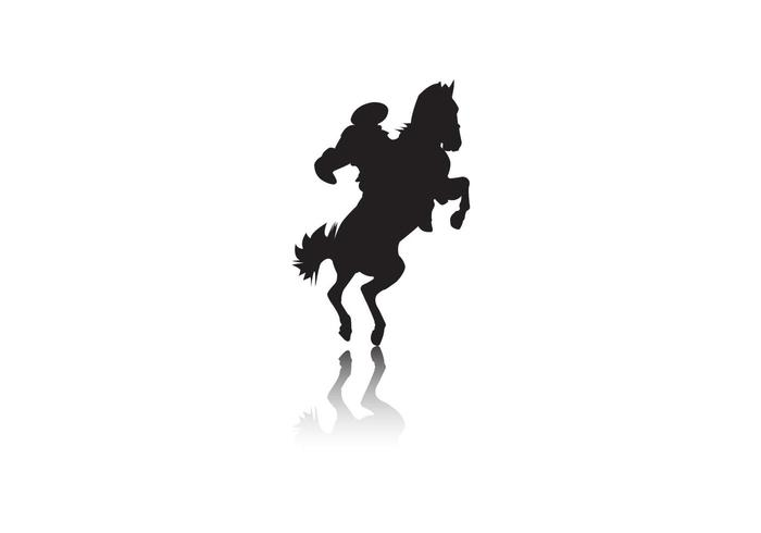 Crazy Horse Vector