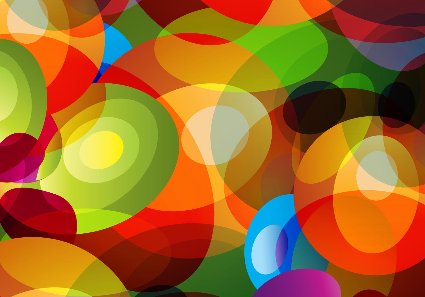 Colorful Psychodelia Background Download Free Vector Art