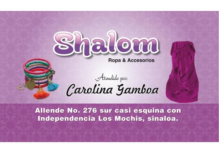 shalom cards