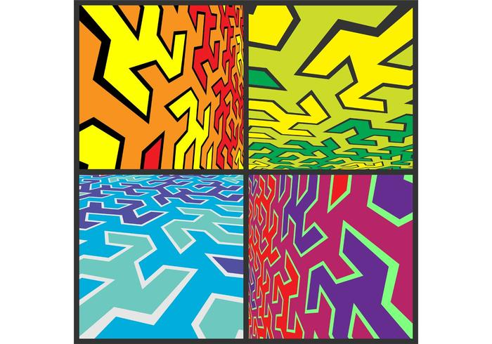 Abstract Vector Background Pack