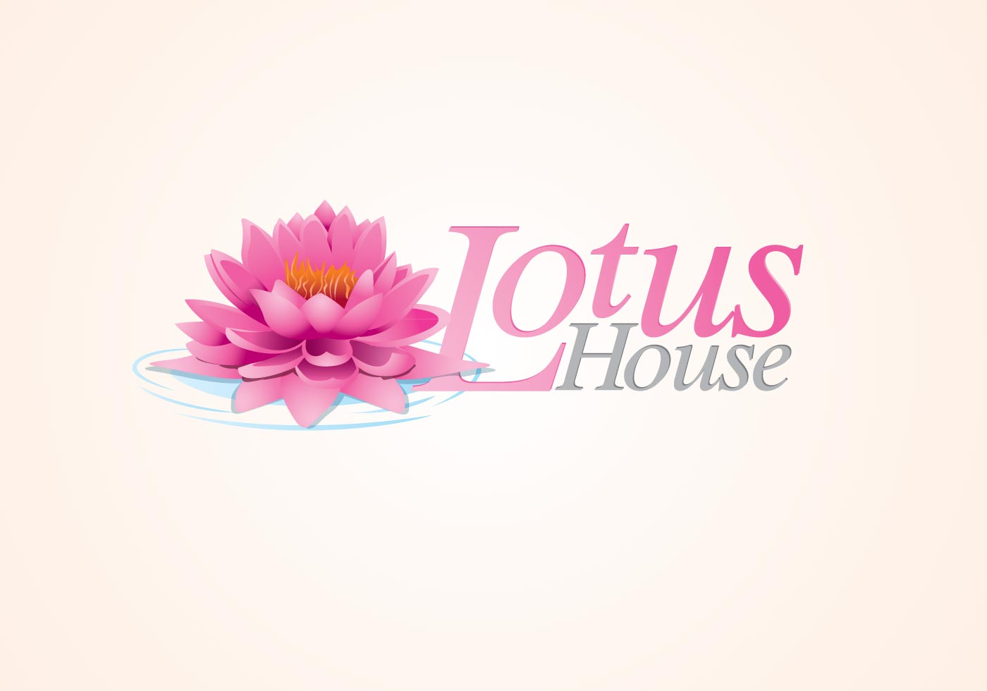 Lotus Flower Logo Download Free Vector Art Stock Graphics Images