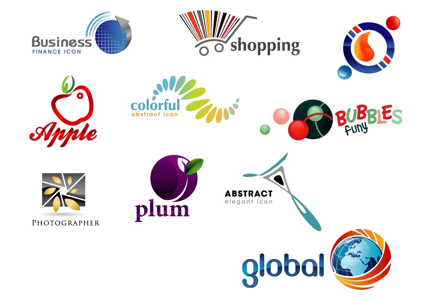 Glossy Creative Logo Designs - Download Free Vector Art ...