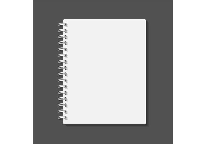 Free Vector of the Day #46: Vector Notebook