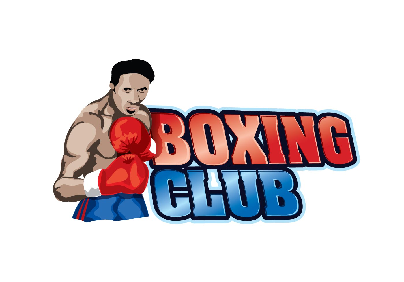 Boxing Club Logo - Download Free Vector Art, Stock ...