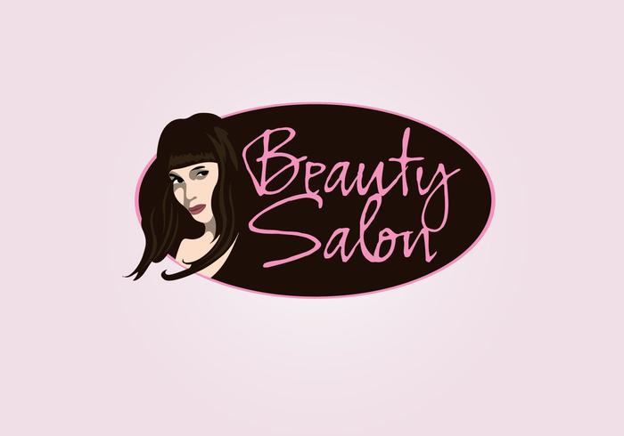 Beauty Logo Free Vector Art