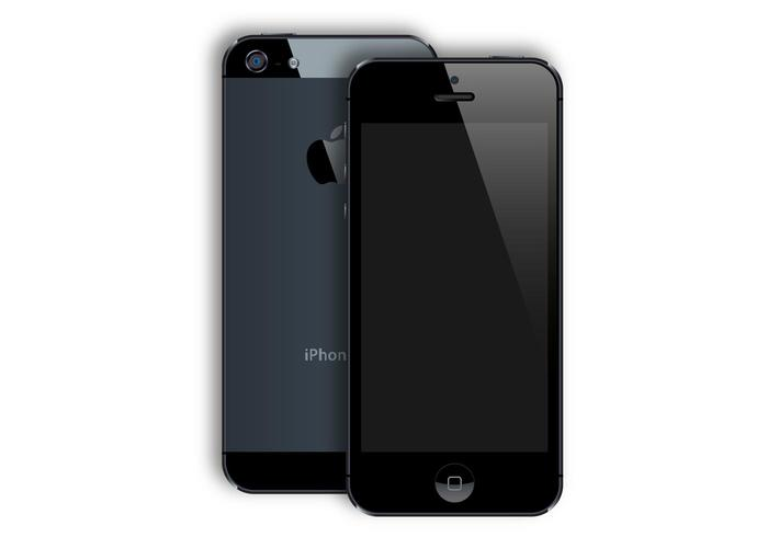 Image Gallery iphone 5s vector