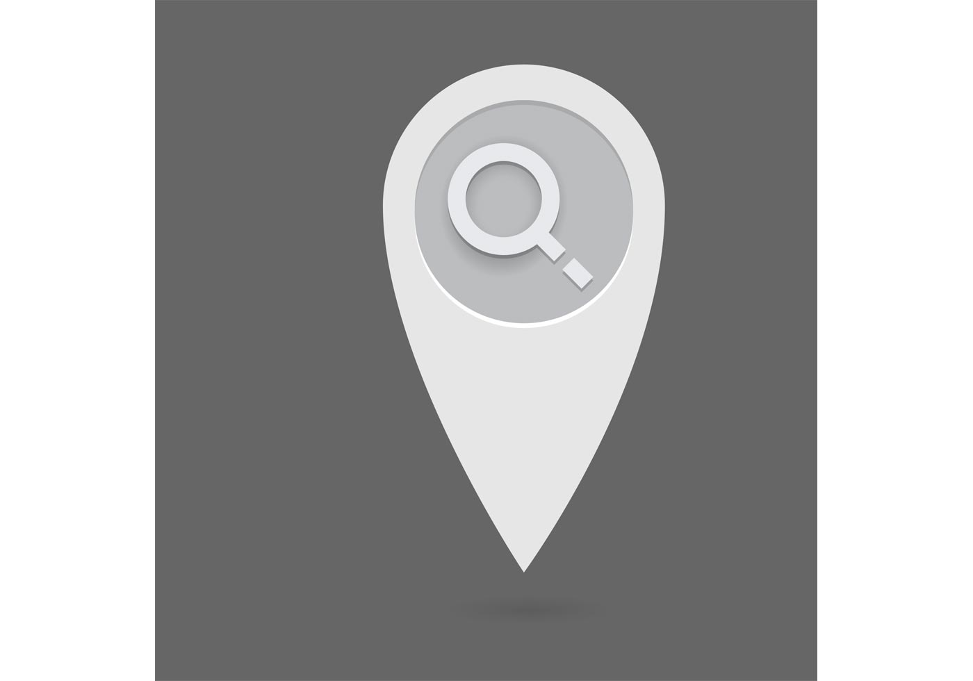 Free Vector Of The Day #171: Search Icon