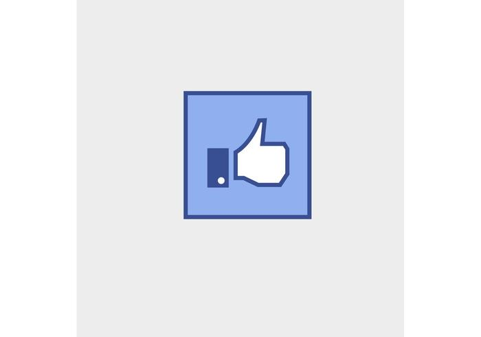 Free Vector of the Day #175: Like Button