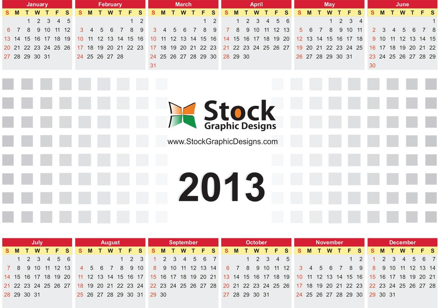 Calendar Vector Art Free : Free vector calendar download art
