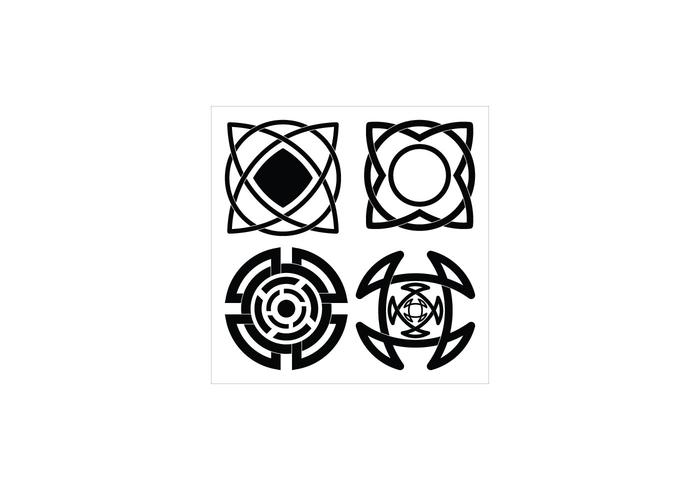 Celtic Tattoo Vector Pack