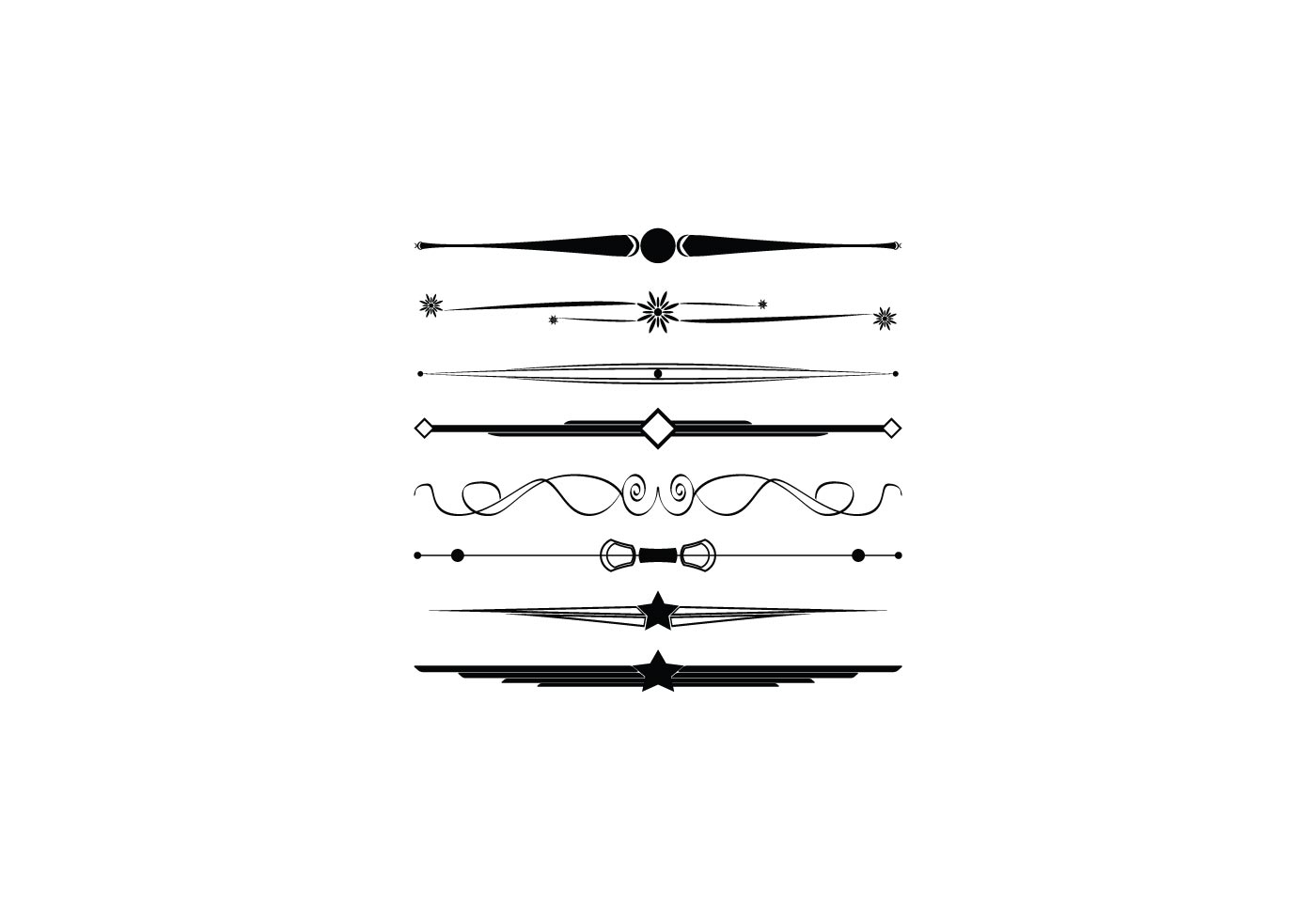 decorative border vectors free vector art at vecteezy