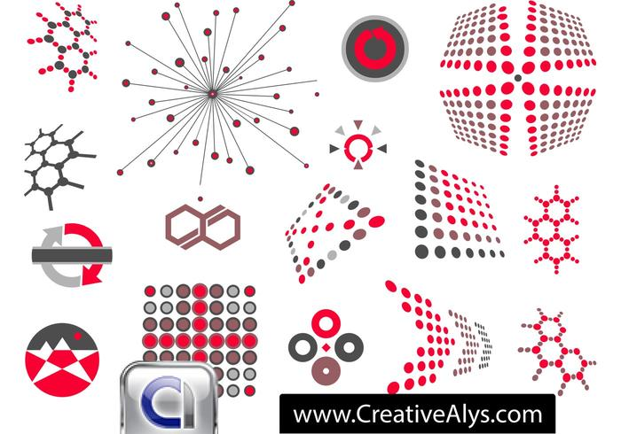 Abstract Creative Logo Vector | Free Vector Art at Vecteezy!