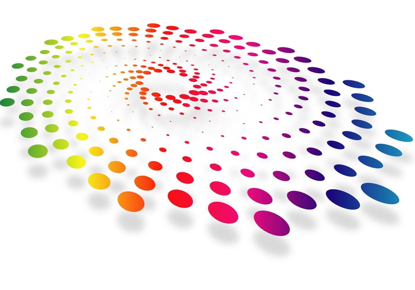 Abstract Dot Vector Shape Download Free Vector Art