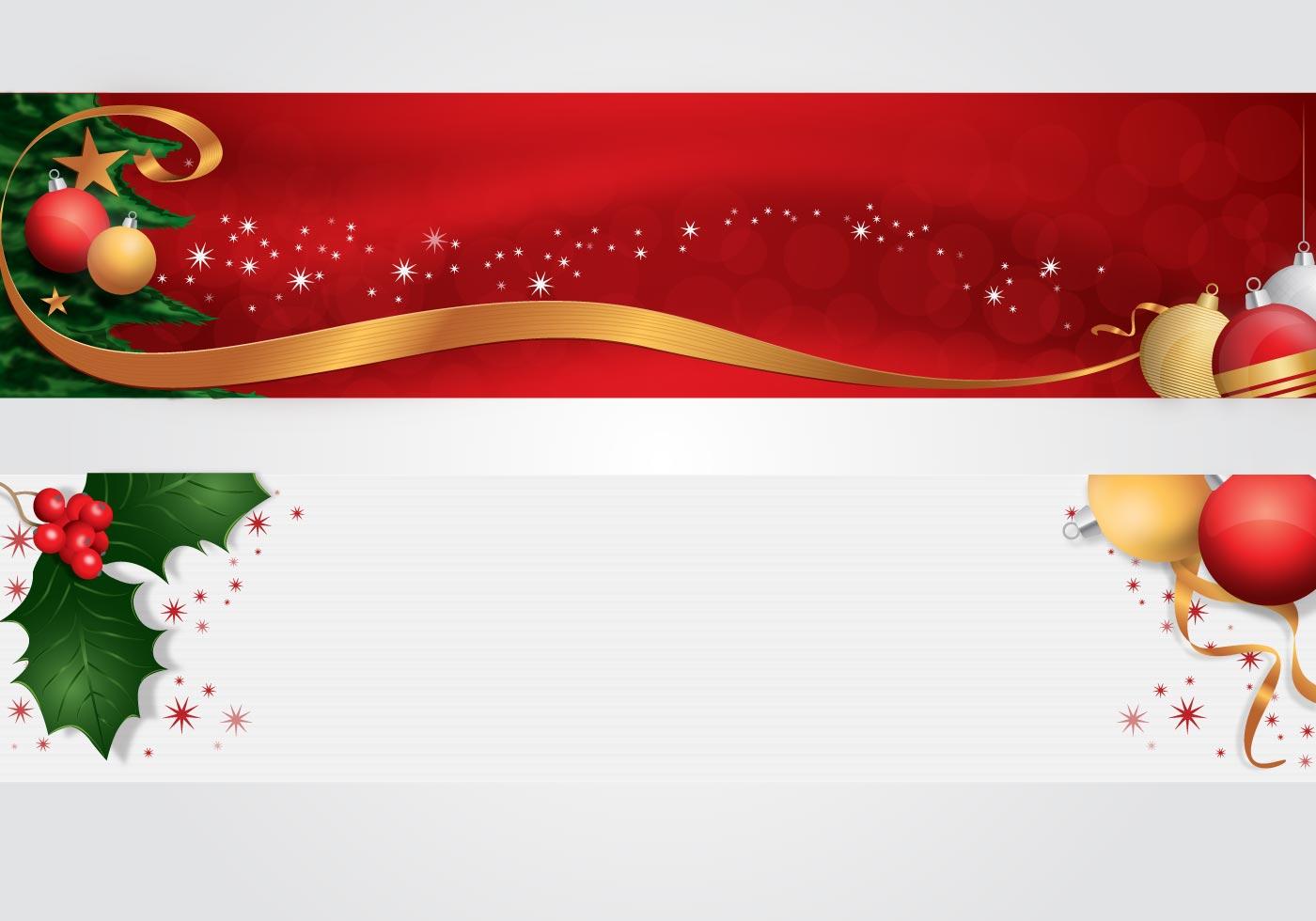 Christmas Headers - Download Free Vector Art, Stock ...