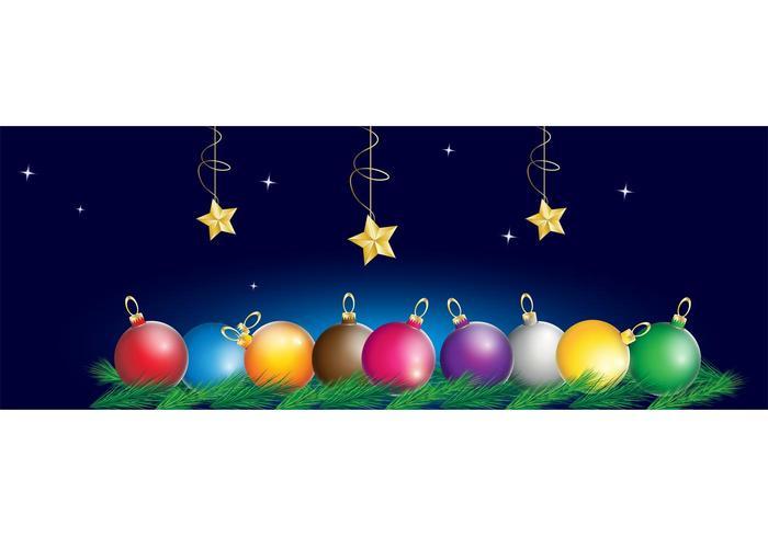 Christmas Vector Decoration