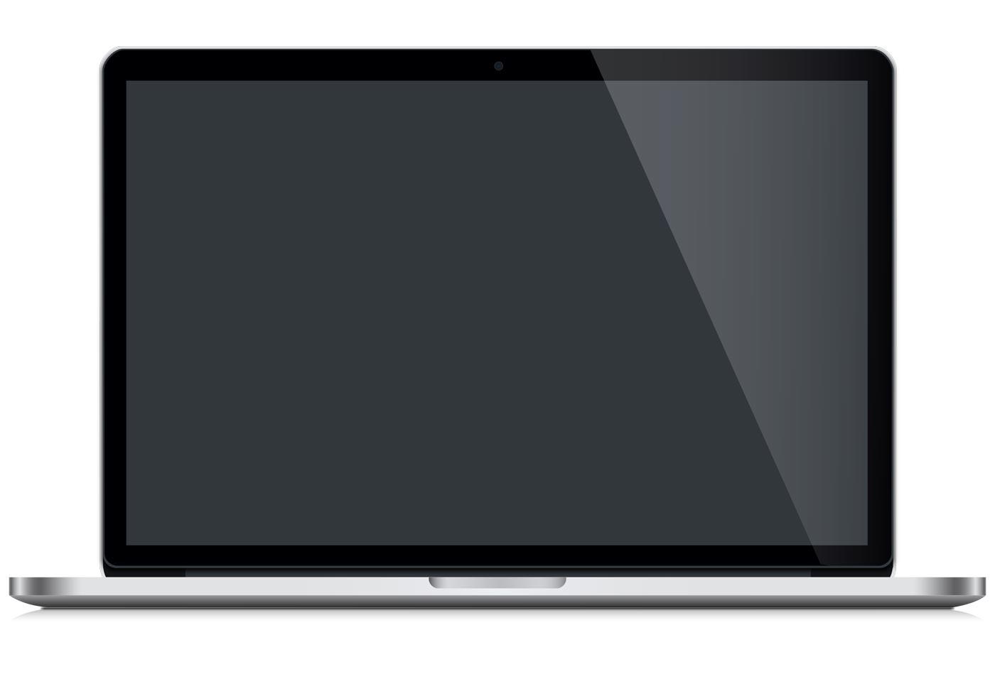 Macbook Pro Vector Download Free Vector Art Stock