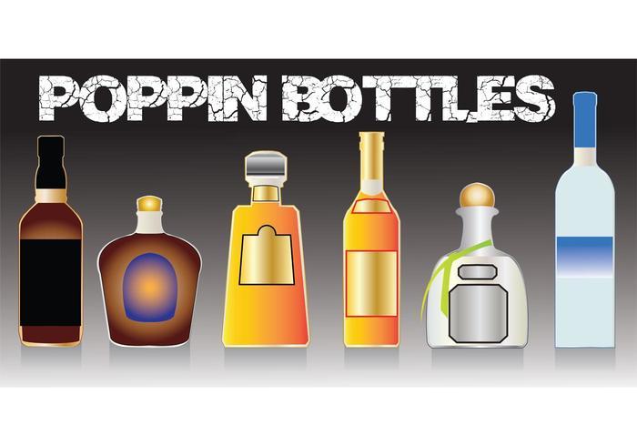 Botellas de Poppin