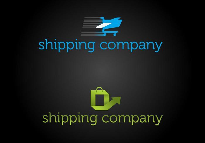 Shipping Company Logo Vector