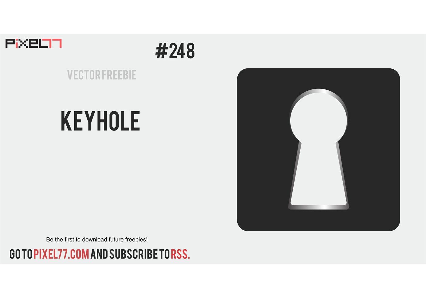 Keyhole Vector Free Vector Art At Vecteezy