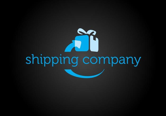 Shipping Company Logo Vector 03