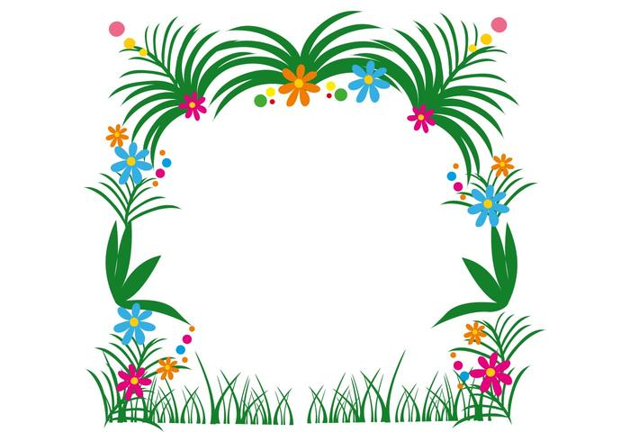 Floral Vector Decoration
