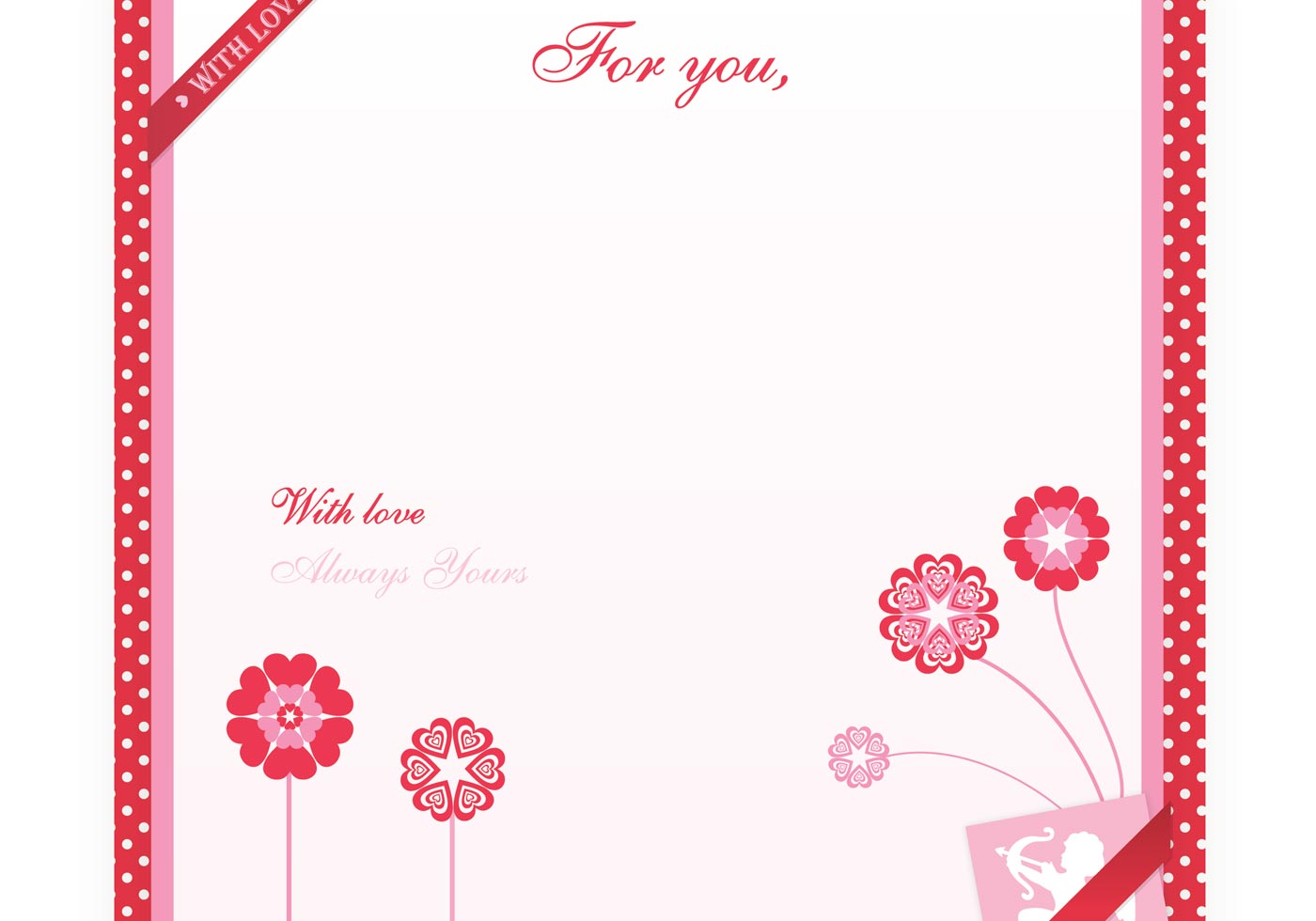 Download Wallpaper Love Letter - valentine-s-day-love-letter-vector-wallpaper  Image_569312.jpg