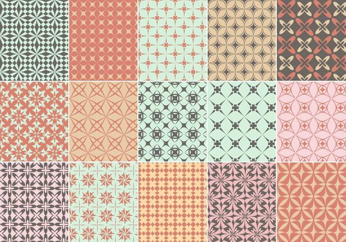 Geometric Pattern Vector Pack
