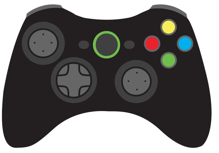 game controller vector free vector art at vecteezy