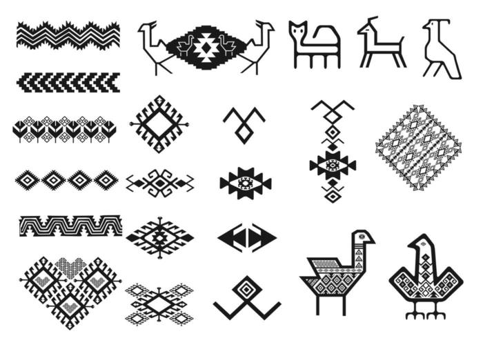 Ancient Artwork Vector Pack