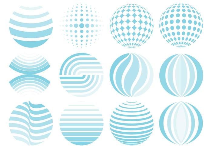 Esfera Vector Logo Pack