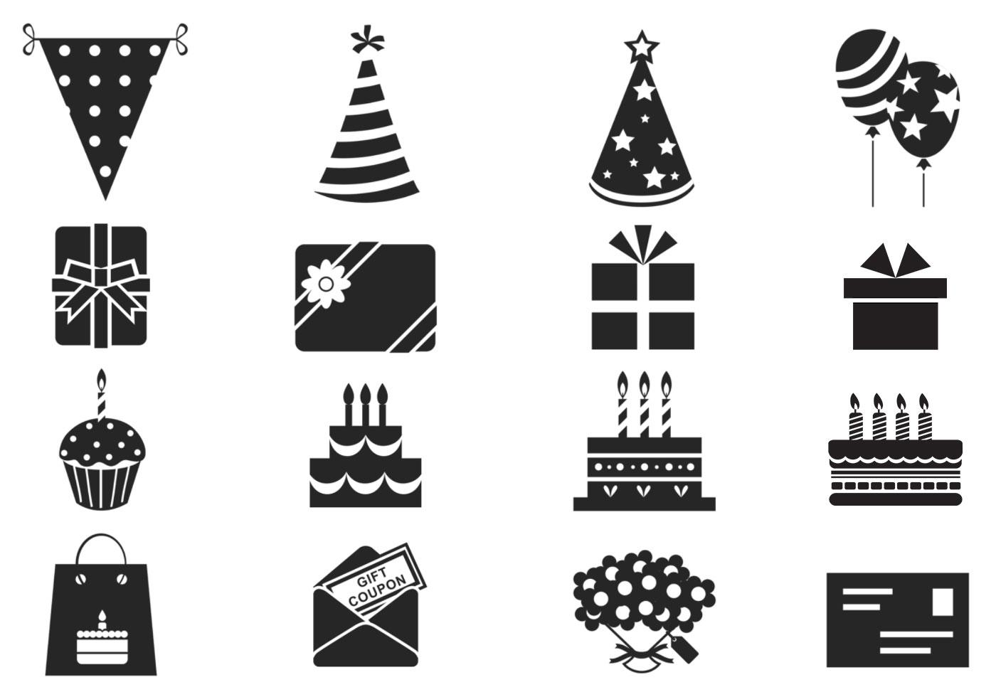 Birthday vector symbol pack download free vector art stock birthday vector symbol pack download free vector art stock graphics images biocorpaavc