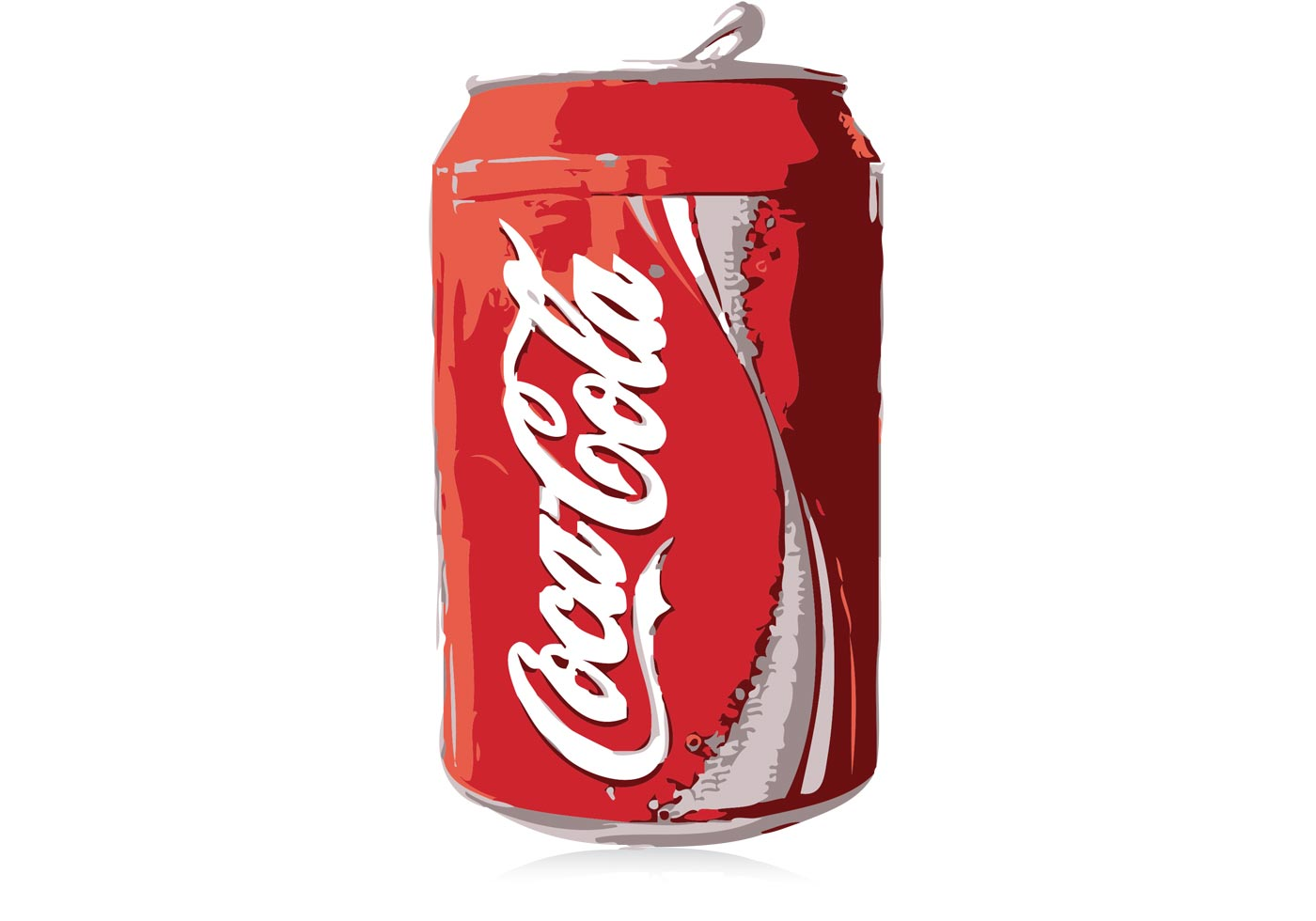 How To Paint A Coke Can