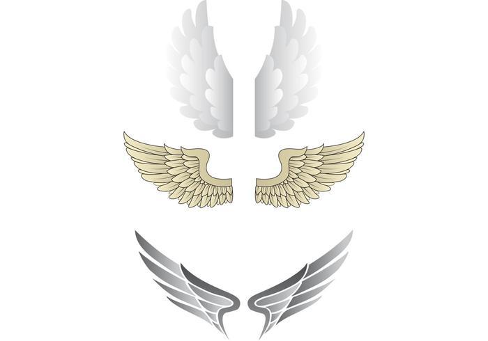 Wings Vectors
