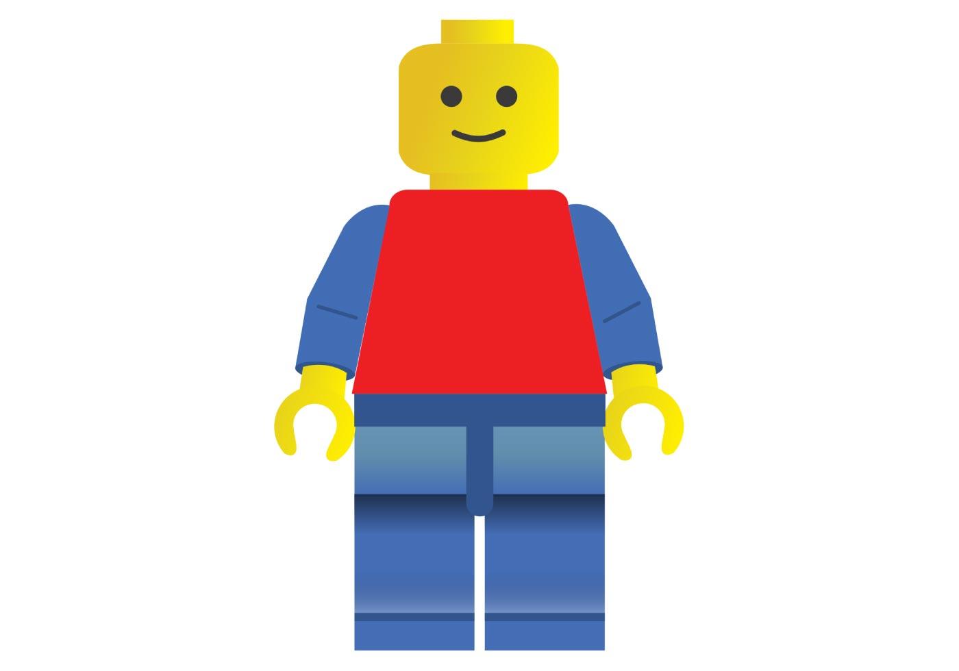 Free SVG Lego Vector Man | Free Vector Art at Vecteezy!