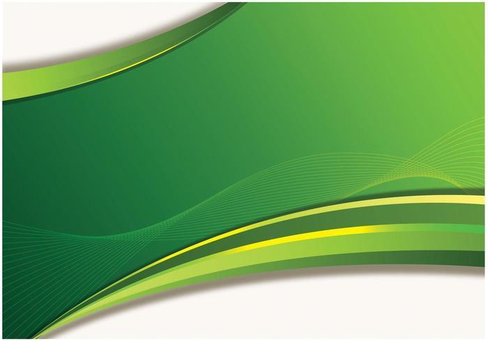 Abstract Green Wallpaper Vector