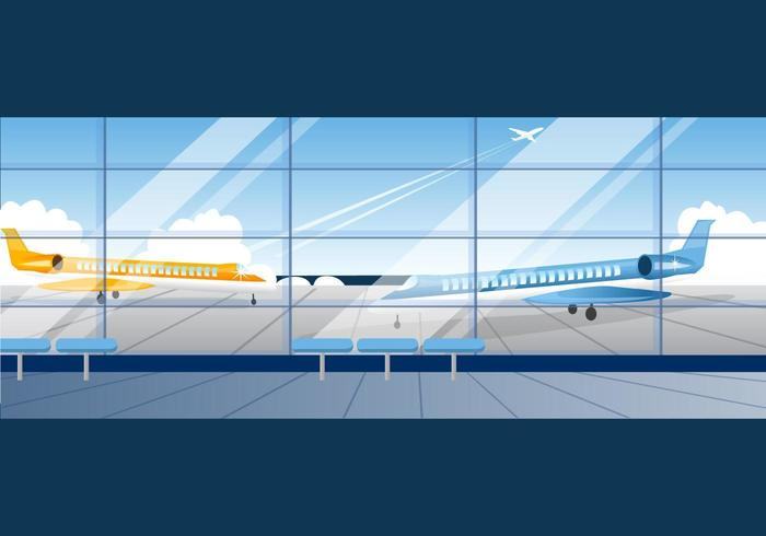 Airport Vector Icons Pack