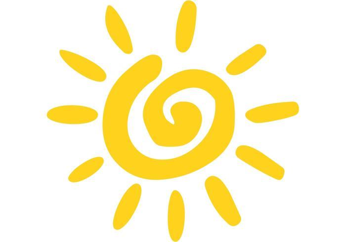 cartoon sun vector | free vector art at vecteezy!