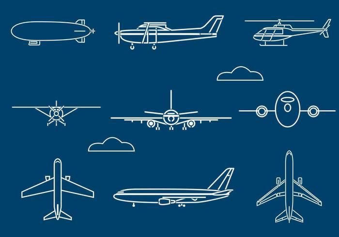 Delineato pacchetto di aeromobili