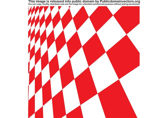 Checkered Vector Background