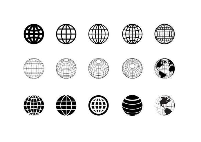 globe vectors free vector art at vecteezy rh vecteezy com free vector globe map free vector globe transparent background